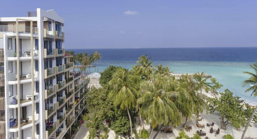 Arena Beach Hotel Maafushi