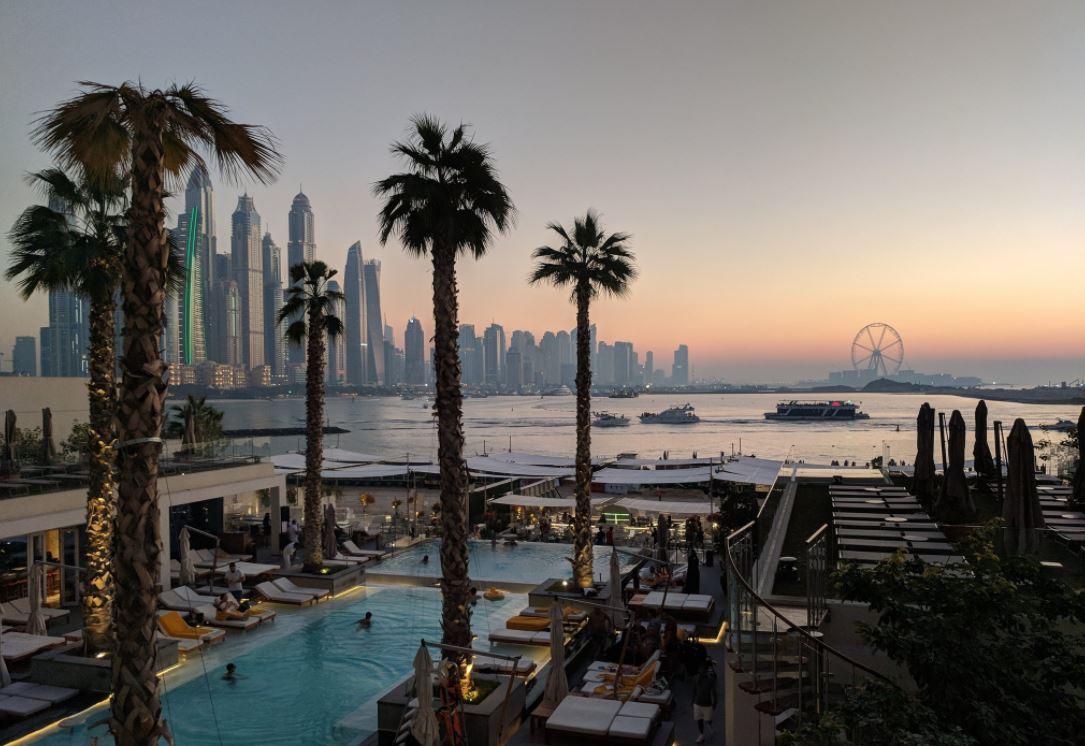 Five Palm Jumeirah Sunset