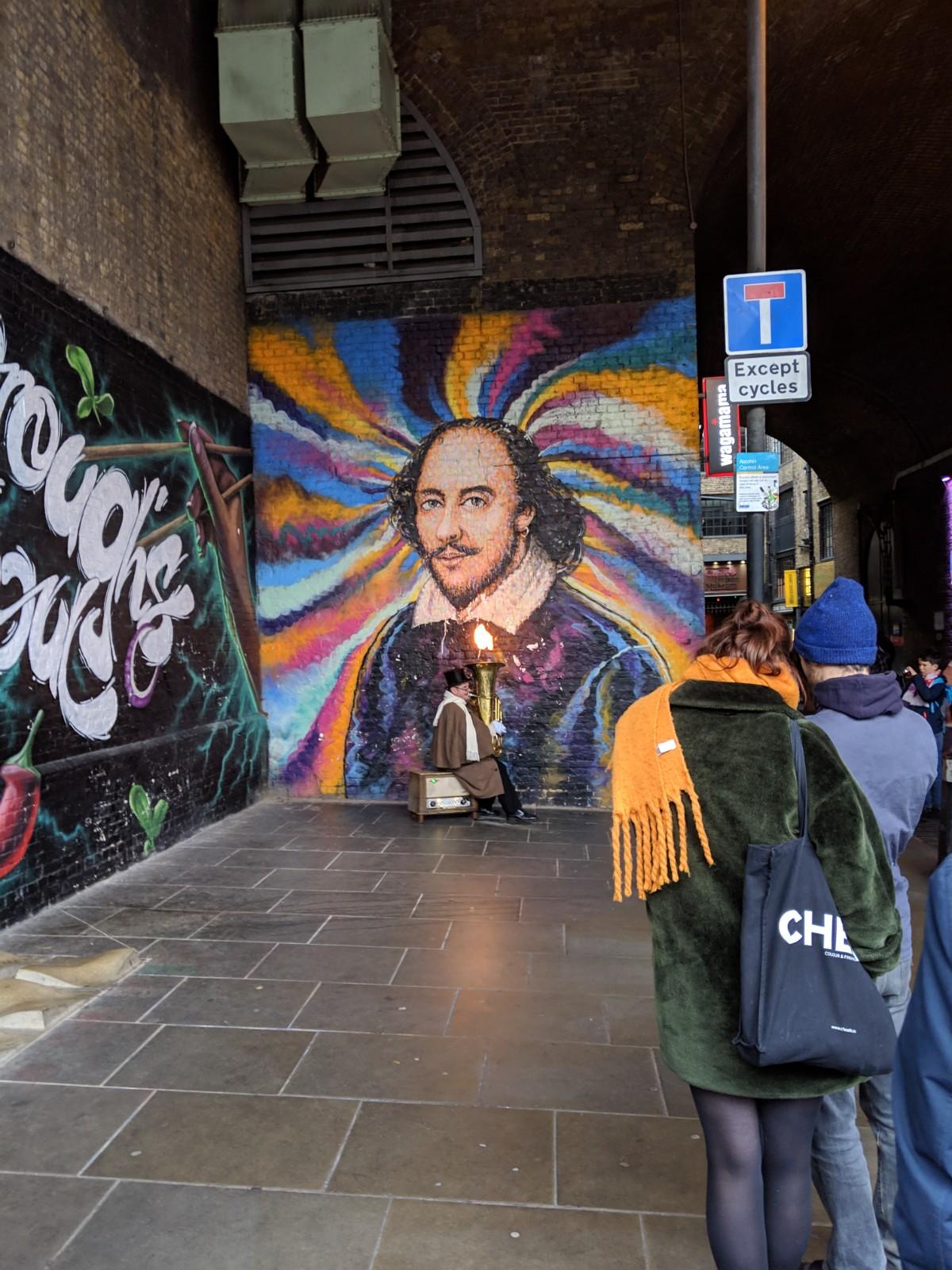 Shakespeare London